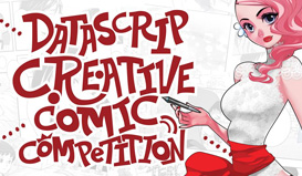 DATASCRIP CREATIVE Comic Competition