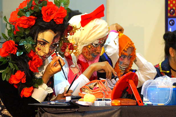 Make Up Competition
