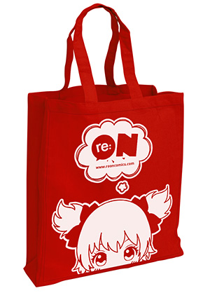 Tote Bag Reon (Red)